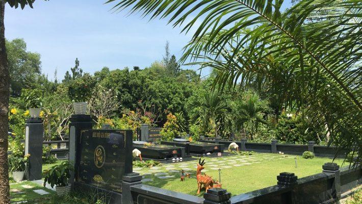 Giá đất nghĩa trang