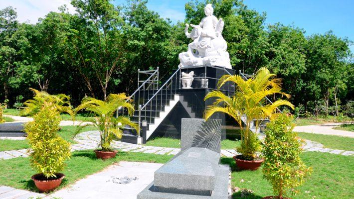 Nghĩa Trang Bình Dương Khu Bồ Tát Văn Thù Phổ Hiền