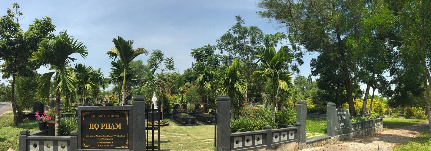 Hoa viên nghĩa trang Bình Dương