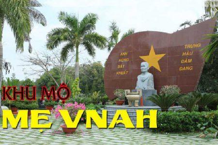 Khu Mộ Bà Mẹ Việt Nam Anh Hùng