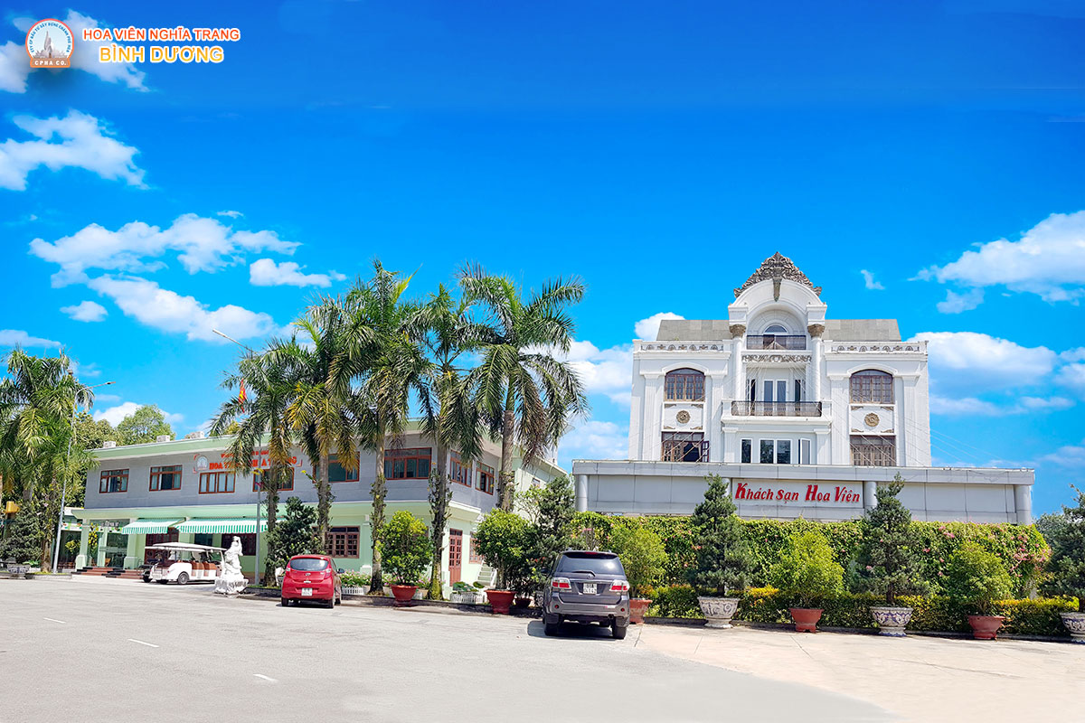 Khách Sạn Hoa Viên Bình Dương